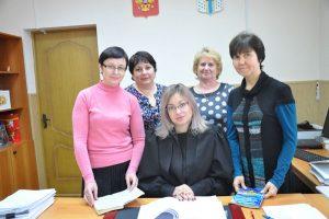 В этом году исполняется 20 лет со дня образования в России мировой юстиции