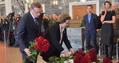 Александр Бурков принял участие в церемонии прощания с Дмитрием Язовым