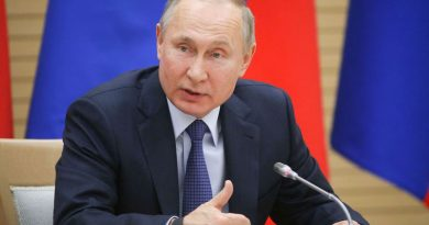 Владимир Путин: «Закон о поправках в Конституцию вступить в силу только с одобрения россиян»