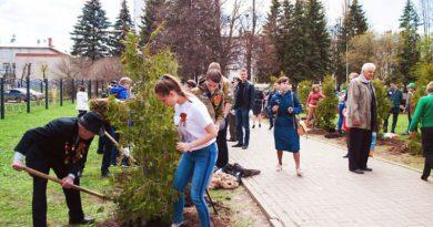 В каждом населенном пункте Омской области появится свой «Сад памяти»