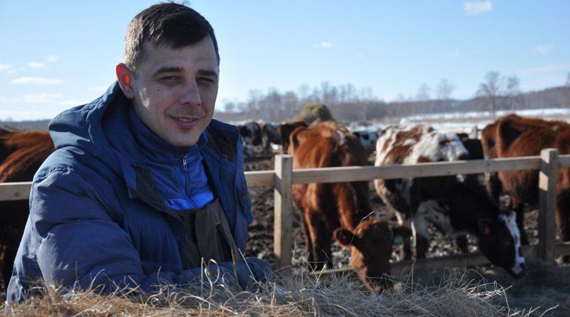 Никита НЕДЕЙ, фермер: «Пока богат только навозом»