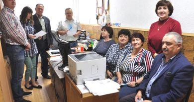 Предварительные итоги голосования в Саргатском районе
