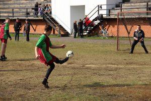 Районный  турнир по мини-футболу «Кожаный мяч»
