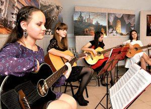 День культуры и искусства в Саргатском музее